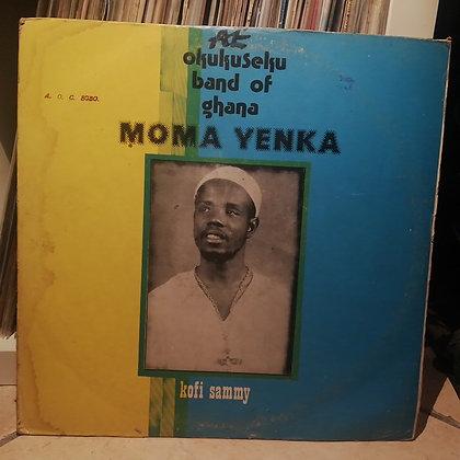 Okukuseku International Band Of Ghana – Moma Yenka [Janco]
