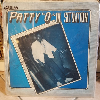 "Patty ""O"" - In Situation [Nttakwuson Records]"