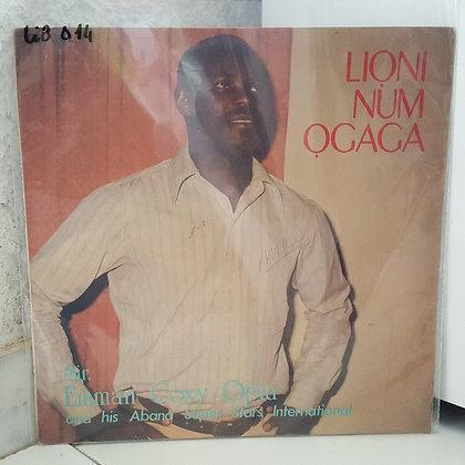 Sir Emman Coxy Opia And His Abana Super Stars International – Liọni Num Ọgaga