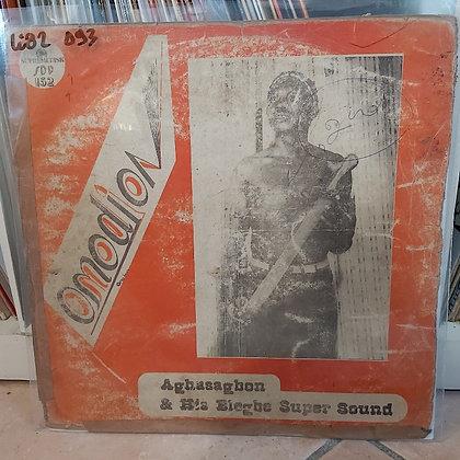 Agbasagbon & His Elegbe Super Sound - Omodio [Supremedisk]