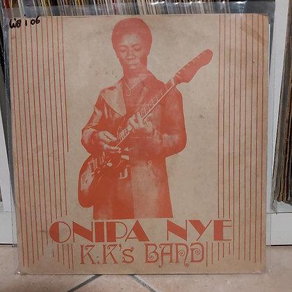 K.K's No. 2 – Onipa Nye [Essiebons – EBLS 6190]