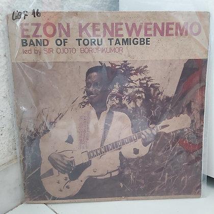 Ezon Kenewenemo Band Of Toru Tamigbe [Akpolla – AGB 107]