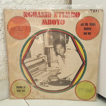 Nguashi Ntimbo – Vol. 1 [ Polydor – NT 002]