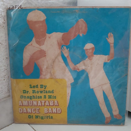 Amunataba Dance Band [Johaco Sound Records – AGU 3]