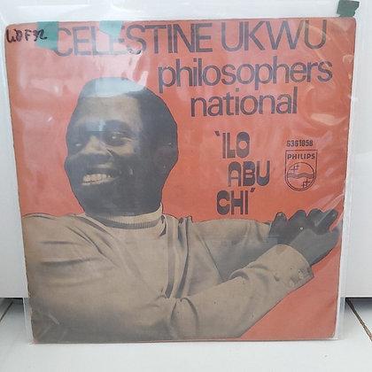 Celestine Ukwu & His Philosophers National – Ilo Abu Chi [Philips]