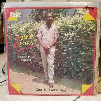 Demos Deniran & The Prince Of Peace Disciples – God Is Everlasting [Polydor]