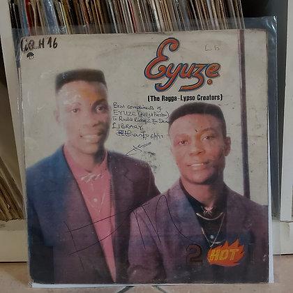 2 Hot - Eyuze (The Reggae-Lypso Creators) [HMV]