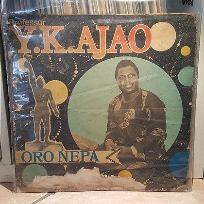 Prof. Y.K. Ajao - Oro Nepa [Soundpoint]