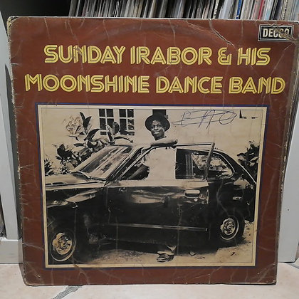 Sunday Irabor & His Moon Shine Dance Band