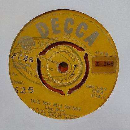 Black Beats Band – Biribi Re Yemi [Decca]