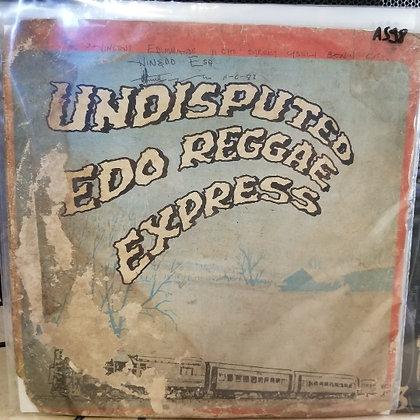 Undisputed Edo Reggae Express – Agbihiagha Cultural Dread [Supremedisk]