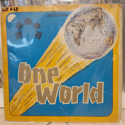 One World ‎– The Movement - Peace [EMI]