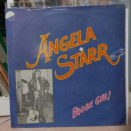 Angela Starr - Boogie Girl [HMV]