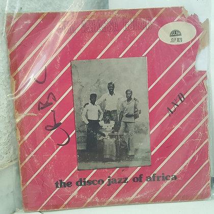 Jim Akrassa Guitar - The Disco Jazz Of Africa [GUY]