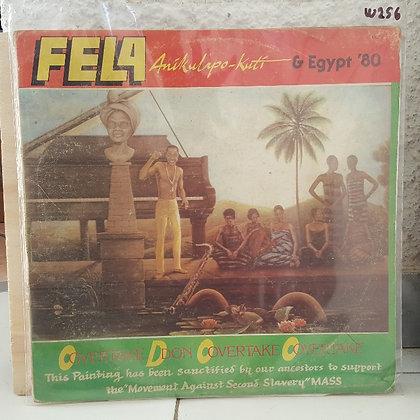 Fela Kuti & Egypt '80 – O.D.O.O. (Overtake Don Overtake Overtake)