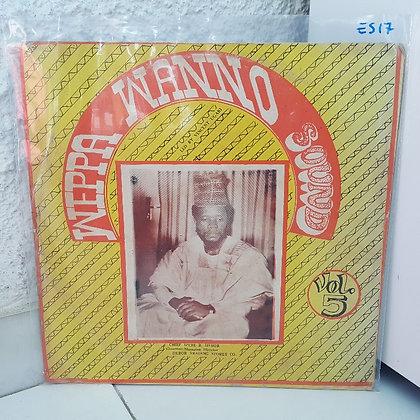 Weppa Wanno Sound – Vol. 5 [Ijebor Records – ITL 044]