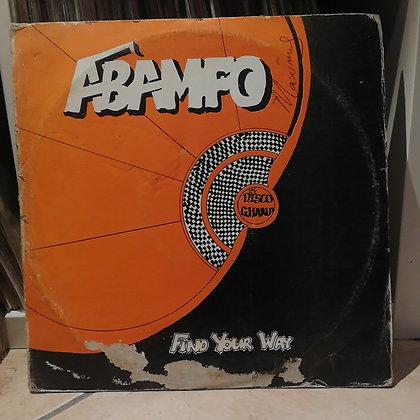 Pryce Armah Abamfo – Find Your Way [Jomo ]
