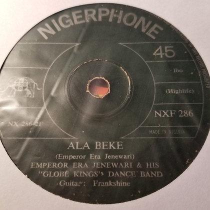 Emperor Era Jenewari & His Globe King's Dance Band - Odenigbo [Nigerphone]