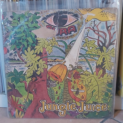 Aura ‎– Jungle Juice [Afrodisia]