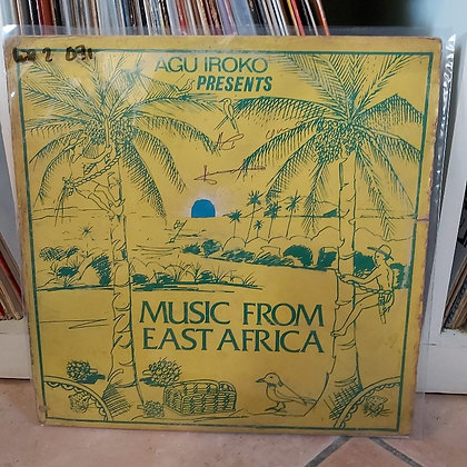 Orchestre Ratego Jazz – Music From East Africa [Agu Iroko]