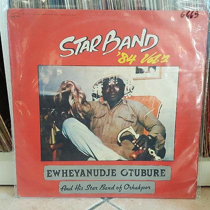 Ewheyanudje Otubure & His Star Band Of Orhakpor [Supremedisk]