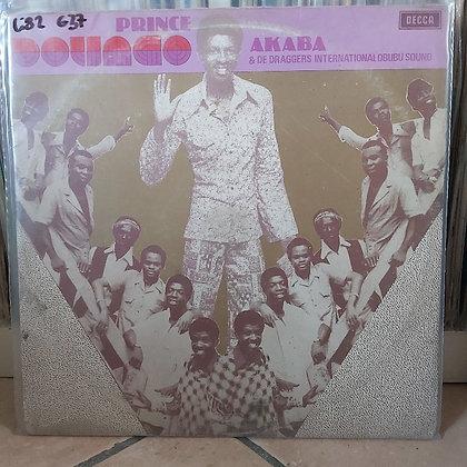 Prince Bolingo Akaba & De Draggers International Obubu Sound