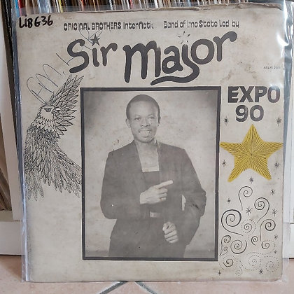 Original Brothers Int. led by Sir Major - Expo 90 [Afro Sound]