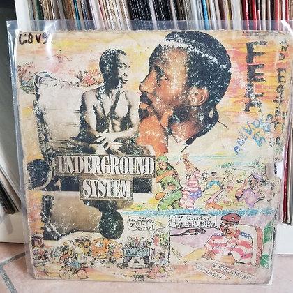 Fela Anikulapo-Kuti And Egypt 80 – Underground System [Kalakuta]