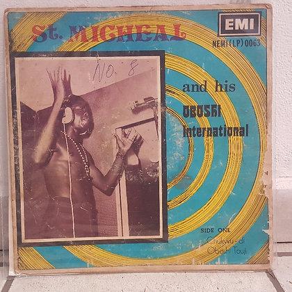 St Michael & His Oboshi International [EMI] Nemi0063