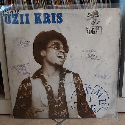 Uzii Kris – Let Me Be [Simodisk Records – SDLP 001]