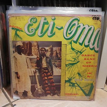 Reformed Eti-Oma Dance Band Of Nigeria – Ogbuefi Moses Okom [Mone Records]