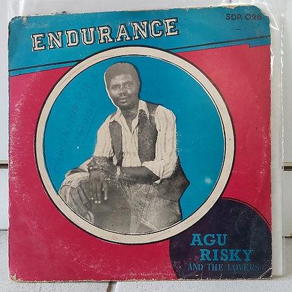 Agu Risky And The Lovers – Endurance [Sonnidisk]