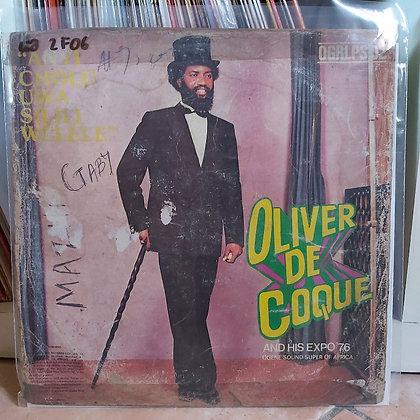 Oliver De Coque And His Expo '76 - Anyi Cholu Uwa Silili Welele [Ogene]