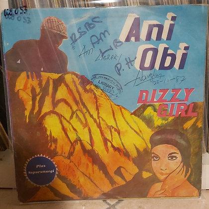 Ani Obi – Dizzy Girl [ R-AGE – R-Age LP 014]