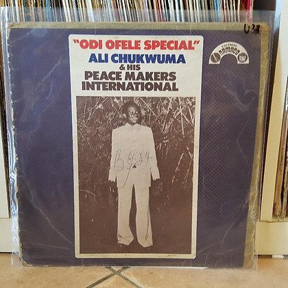 Ali Chukwuma & His Peace Makers International – Odi Ofele Special