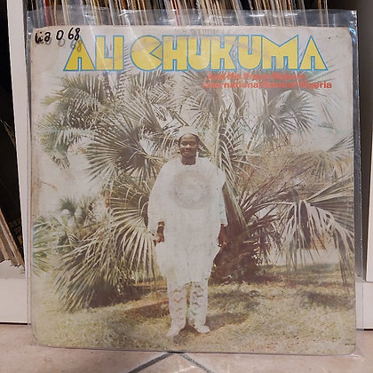 Ali Chukuma And The Peace Makers International Band Of Nigeria [Akpolla]