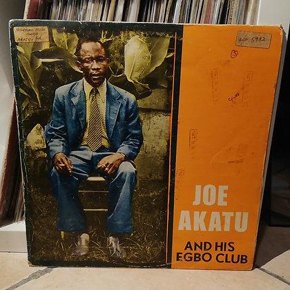 Joe Akatu & His Egbo Club [Rainbow]