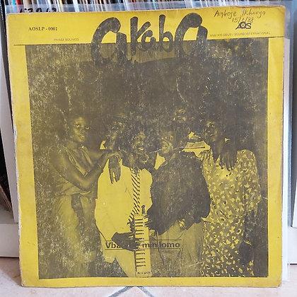 Prince Bolingo Akaba and his Obubu Sound International – Vba Vbe Min Lomo