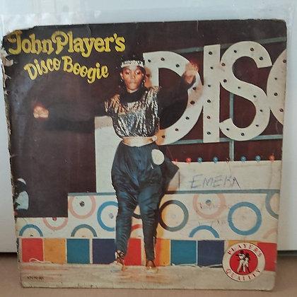 John Player's Disco Boogie [Player's Quality – NTC PQ001]