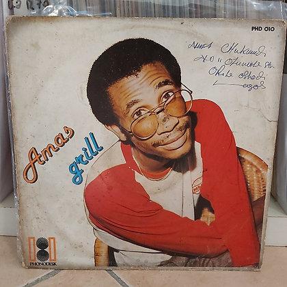 Amas – Grill [Phonodisk] 1981