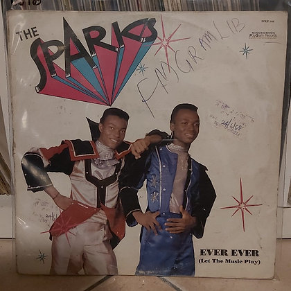 The Sparks – Ever Ever (Let The Music Play) [Polydor]