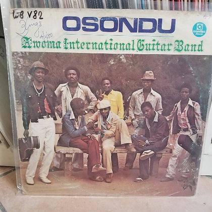Awoma International Guitar Band - Osondu [Anodisc]
