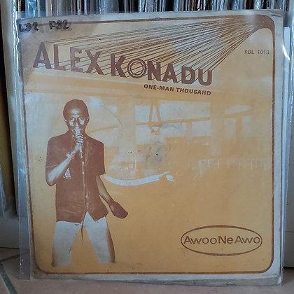 Alex Konadu One Man Thousand – Awoo Ne Awo [BHM]