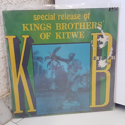 Kings Brothers Of Kitwe ‎– Special Release Of [Nokwa Records ‎– SNLP 001]