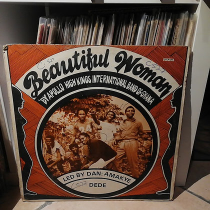 Apollo High Kings International Band Of Ghana ‎– Beautiful Woman [CY]