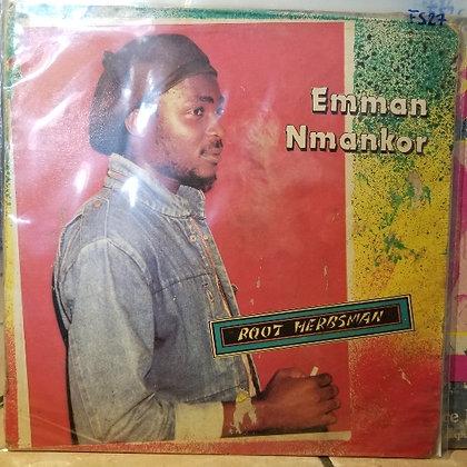Emman Nmankor – Root Herbsman [Polydor]
