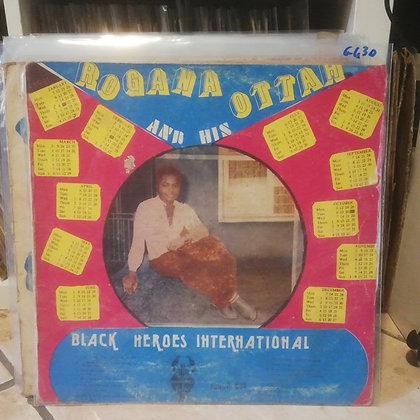 Rogana Ottah And His Black Heroes International [I.K. Bros Records]