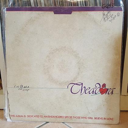Theadora Ifudu – First Time Out [ Theagart Records – TAR (LP) 001]