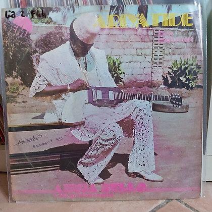 Ahuja Bello & His Golden Eagles – Ariya Tide [EMI]