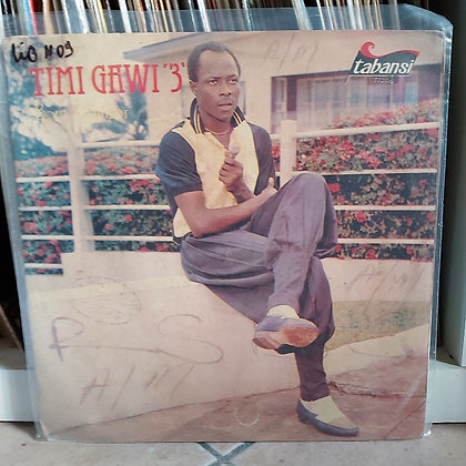 "Timi Gawi ""3"" – Born A Singer [Tabansi]"